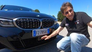 Auto - Test: Prova BMW M 340i xDrive: l'anello mancante della terra di mezzo