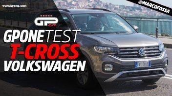 """Auto - Test: Prova Volkswagen T-Cross: un nuovo SUV compatto nella """"T-Family"""""""