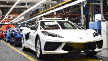 Auto - News: Una Corvette per 200 dollari? Tutto è possibile per la serie Speciale