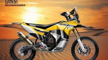 Moto - News: Yamaha Ténéré 700 Rally Racer: voglia di Dakar, in serie limitata