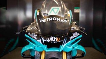 Moto - News: Yamaha R1: la replica ufficiale (con le ali) della PETRONAS Racing Team