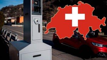 Moto - News: Motociclista italiano a 132 Km/h, non potrà più guidare in Svizzera