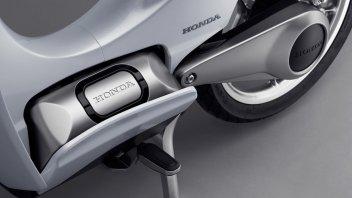 Moto - News: Honda Super Cub: il best seller si fa elettrico