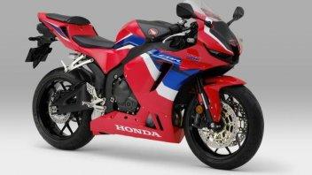 Moto - News: Honda CBR 600 RR 2021: le foto della piccola bomba. Arriverà in Europa?