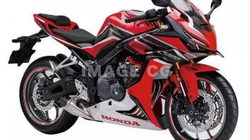 """Moto - News: Rumour - Honda starebbe lavorando alla CBR400RR, """"ali"""" comprese"""