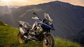 Moto - News: Mercato Germania: 2020 già a segno positivo, BMW R1250GS a gonfie vele