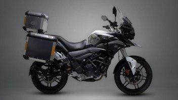 Moto - News: Sinnis Terrain 380: la nuova enduro on-off anglo-cinese. Che prezzo!