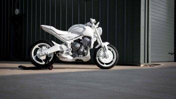Moto - News: Triumph Trident: anticipa un'inedita media cilindrata, tutta nuova