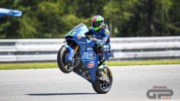 Moto2: Brno. Bastianini domina, fa doppietta ed è leader del Mondiale