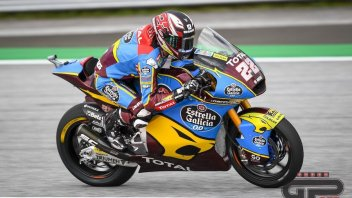 Moto2: GP di Stiria: Lowes davanti a tutti nelle FP1, Bulega 4°