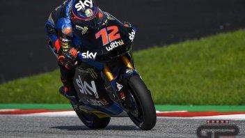 Moto2: GP di Stiria: Bezzecchi impone il suo passo nelle FP2, 2° Gardner
