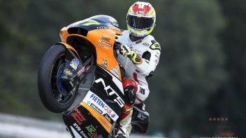 Moto2: Aegerter sostituirà Raffin sulla NTS nei due GP in Austria