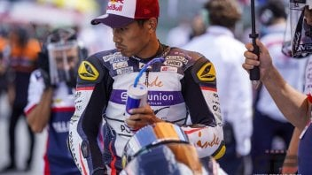 Moto2: Styrian GP: Syahrin wants to race after the terrible accident