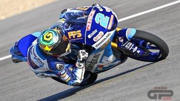 Moto3: Brno, FP1: Rodrigo al comando, 4° tempo per Foggia