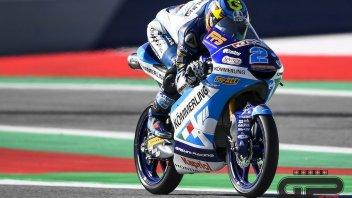 Moto3: Rodrigo in pole position nel caos provocato da Masia