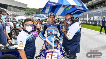 Moto3: Jeremy Alcoba e il team Gresini insieme anche nel 2021