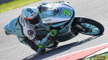 Moto3: Brno, Foggia conquista la prima vittoria, 2° Arenas, Antonelli 4°