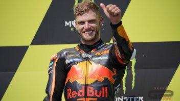 """MotoGP: Binder: """"Vincere è la sensazione più figa della mia vita: una follia!"""""""