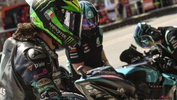MotoGP: Morbidelli come Vinales: anche lui ha usato il 5° motore