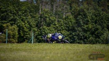 """MotoGP: Rossi dopo le FP3: """"Sono veloce solo sul giro secco e anche sul passo"""""""