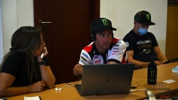 """MotoGP: Crutchlow: """"The Red Bull Ring isn't safe in the rain"""""""