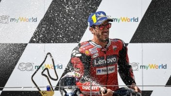 MotoGP: Dovizioso convinced he can fight for title after Austrian win