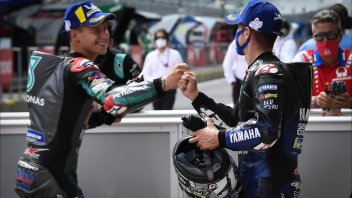 "MotoGP: Vinales and Quartararo: ""The Yamaha engines no longer have problems"""