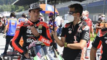 """MotoGP: A.Espargarò:""""Freddie Spencer non sa cosa si prova su una MotoGP"""""""