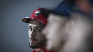 "MotoGP: Dovizioso: ""More severe penalties for those who leave the track"""