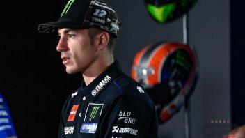 """MotoGP: Vinales: """"Saltare dalla moto a 220Km/h? Nessuna paura, solo rabbia"""""""