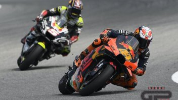 """MotoGP: Espargarò: """"Potevo vincere, Zarco mi ha buttato fuori dalla gara"""""""