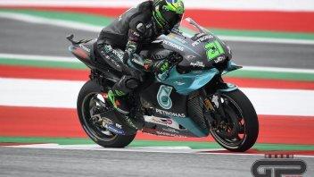 "MotoGP: Morbidelli: ""Qui sto facendo meglio di Quartararo, Rossi e Vinales"""