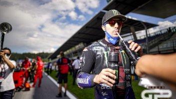 """MotoGP: Vinales: """"Io fuori dalla lotta mondiale? Bene, avrò meno pressione"""""""