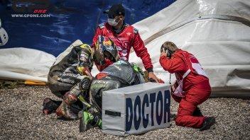 MotoGP: Uncini admits error regarding FIM's silence on Zeltweg accident