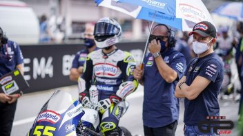 "MotoGP: Biaggi: ""The Vinales incident? Almost trivial, a technical problem"""