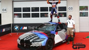MotoGP: Oliveira double victory: the GP of Styria is worth a BMW M4 2021