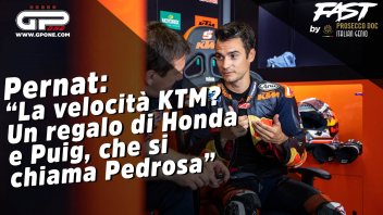 "MotoGP: Pernat: ""KTM's speed is a gift from Honda and Puig called Pedrosa"""