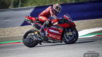 MotoGP: Warm Up Stiria: Dovizioso prepara la rimonta, Mir 2° e Nakagami 3°