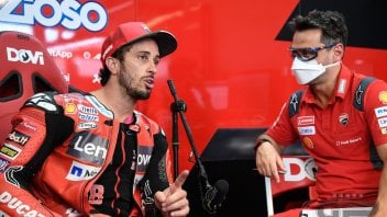 """MotoGP: Dovizioso: """"I'm not understanding anything, here we should have kicked everyone's ass"""""""