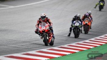 """MotoGP: Dovizioso: """"Problemi ai freni? Nessuno, se usi il materiale migliore"""""""
