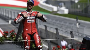 MotoGP: Dovizioso reckons weather conditions will be decisive once again at the Red Bull Ring