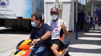 """MotoGP: Alzamora: """"Marquez is not stupid, he followed the indications of the doctors"""""""