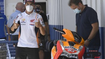 MotoGP: ULTIM'ORA - Marc Marquez non tornerà a correre prima di 2 o 3 mesi