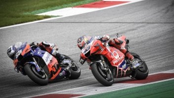 """MotoGP: Miller: """"I raced like with a knife stuck in my back"""""""