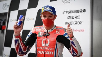 """MotoGP: Miller: """"Dovizioso ha dimostrato di essere un campione e un signore"""""""
