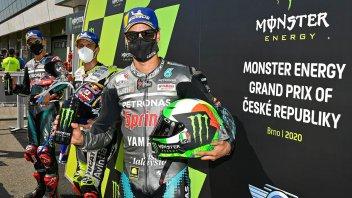 """MotoGP: Morbidelli: """"In gara ad un certo punto ci troveremo nell'ignoto"""""""
