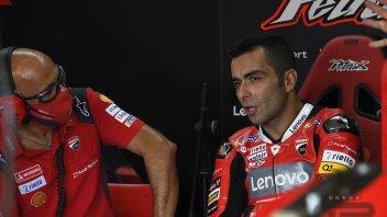 """MotoGP: Petrucci: """"Zarco non fa nulla di strano, i dati di Stoner lo erano"""""""