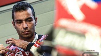 """MotoGP: Petrucci: """"Dovizioso? In Ducati guardano sempre l'erba del vicino"""""""