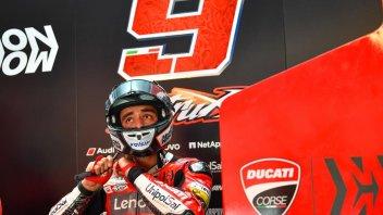 """MotoGP: Petrucci: """"Marquez sa che non gli serve essere al 100% per fare punti"""""""