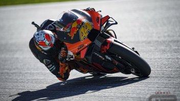 MotoGP: MotoGP Stiria: Espargarò porta in pole la KTM. Nakagami 2°, Rossi cade